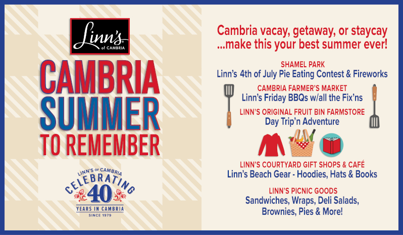 Linn´s  Cambria Summer to Remember