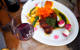 Hearst Ranch Winemaker's Dinner Menus