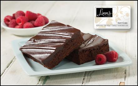 Linn's Fresh Baked Gifts, Linn's Gift Card & e-Certificate