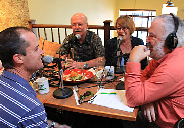 Linn´s Pie of the Week Dave - Congalton Hometown Radio