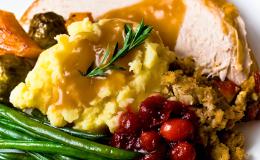 Linn's Restaurant Thanksgiving Dinner Menu