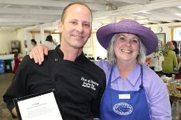 Linn´s Restaurant Chef Beckett Wins Soup Competition
