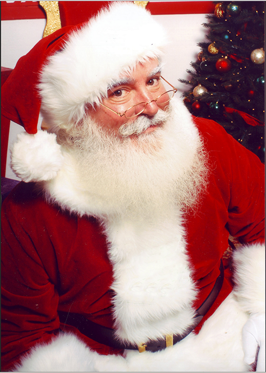 Santa Discovers Linn´s Pie